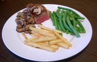 steak frite me