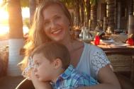 Mama & Oliver
