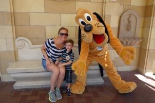 Mama & Oliver & Pluto