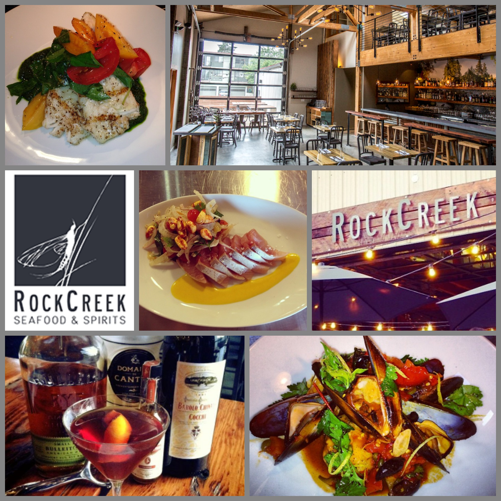 RockCreek collage