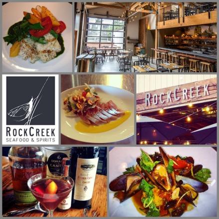 RockCreek collage