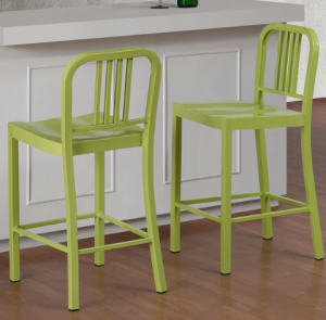metal counter stools