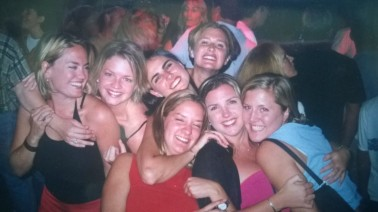 SF Girls - Tahoe, 2000