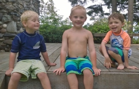 4 Year Old Boys Club