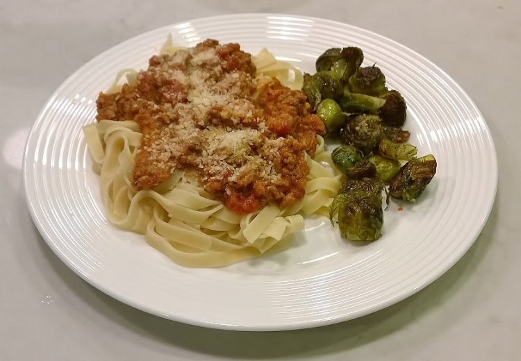 Bolognese and Brussels